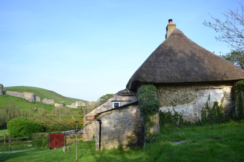 National Trust Vineyard Farm Cottage Corfe Castle review
