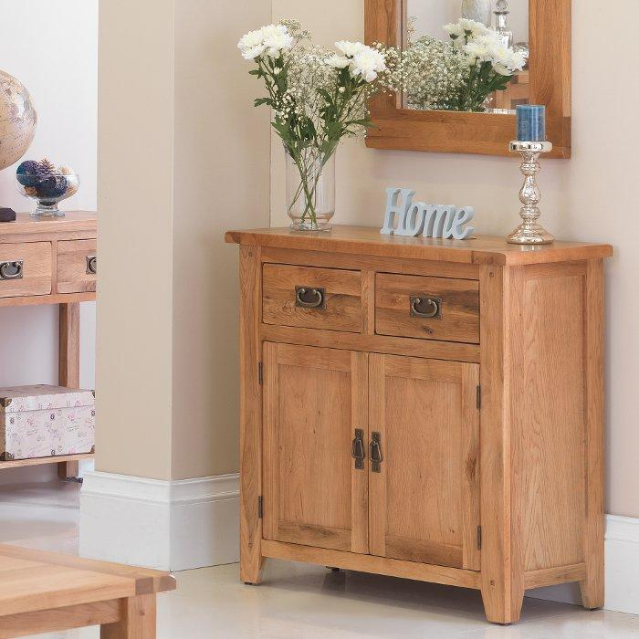 Quercus rustic oak furniture, country living interiors