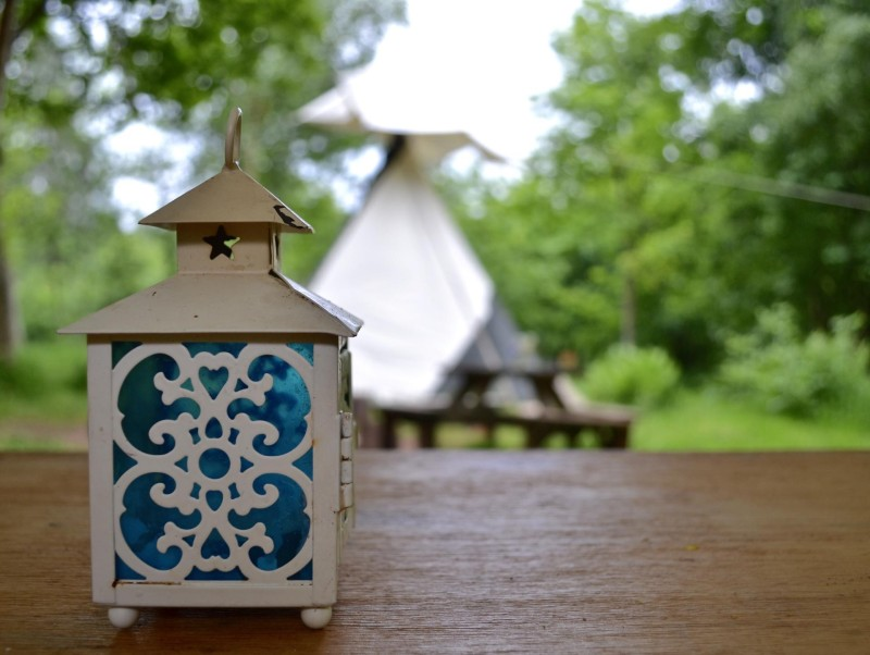 Woodland Tipi and Yurts review