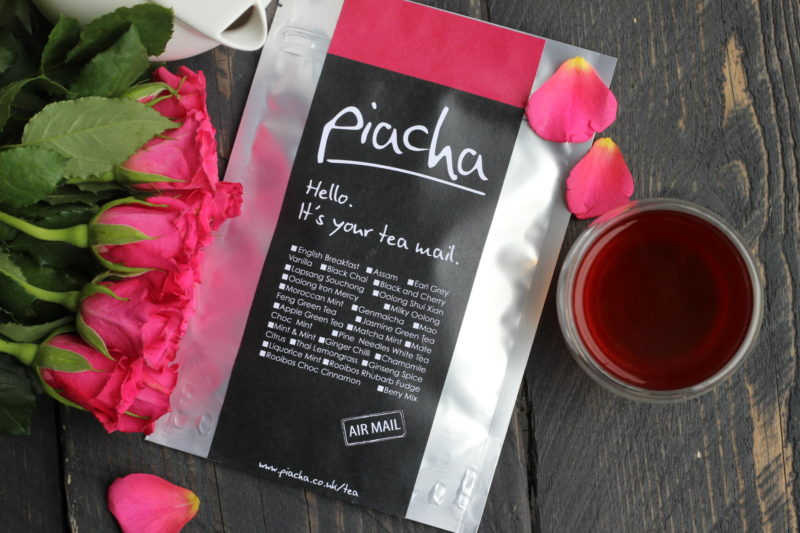 tea subscription piacha