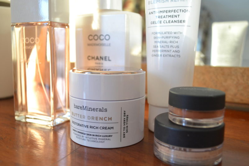 Bare Minerals skincare