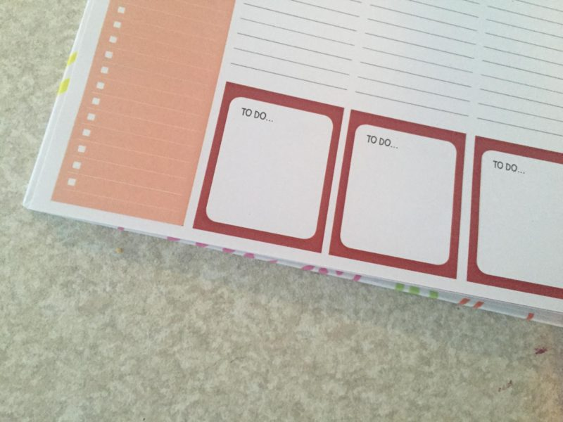 Unique custom panner Pirongs design your own planner