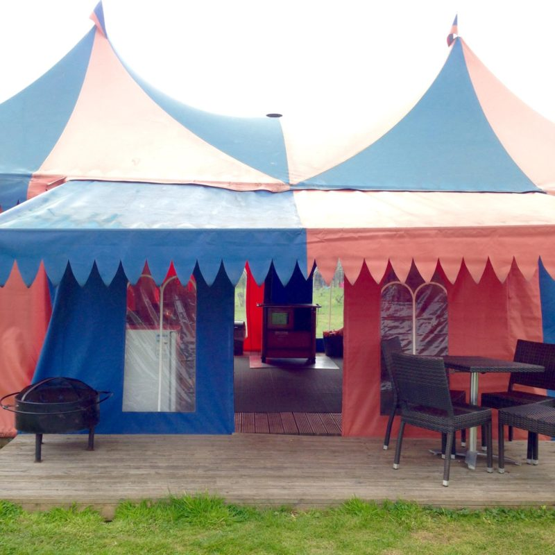 crealy meadows luxury camping