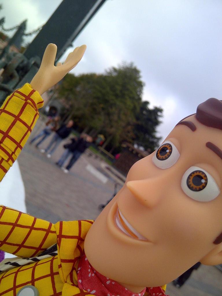 Woody Toy Story DisneyLife App