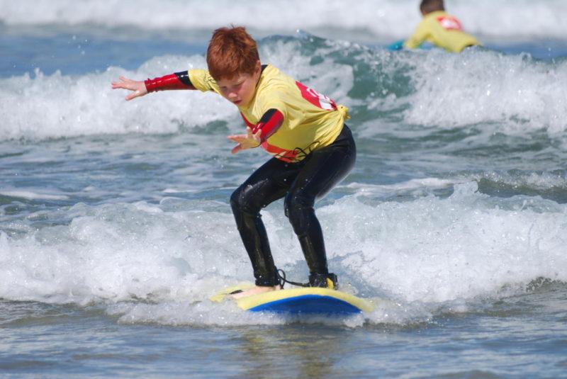 The Esplanade Hotel Newquay surf school