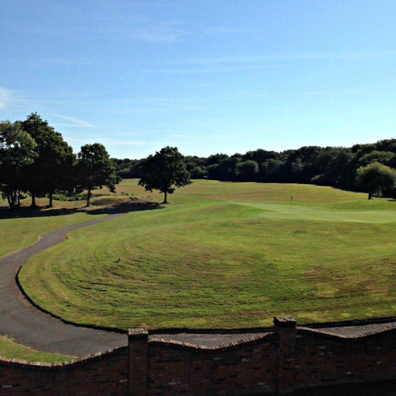 Woodbury park hotel golf course devon