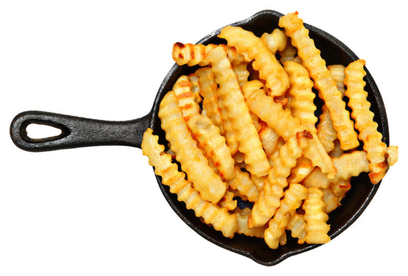 crinkle cut chips Grandparents' Day