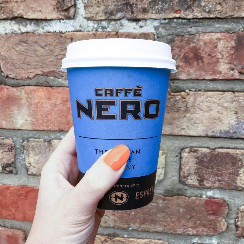 Cafe Nerro Nectar points
