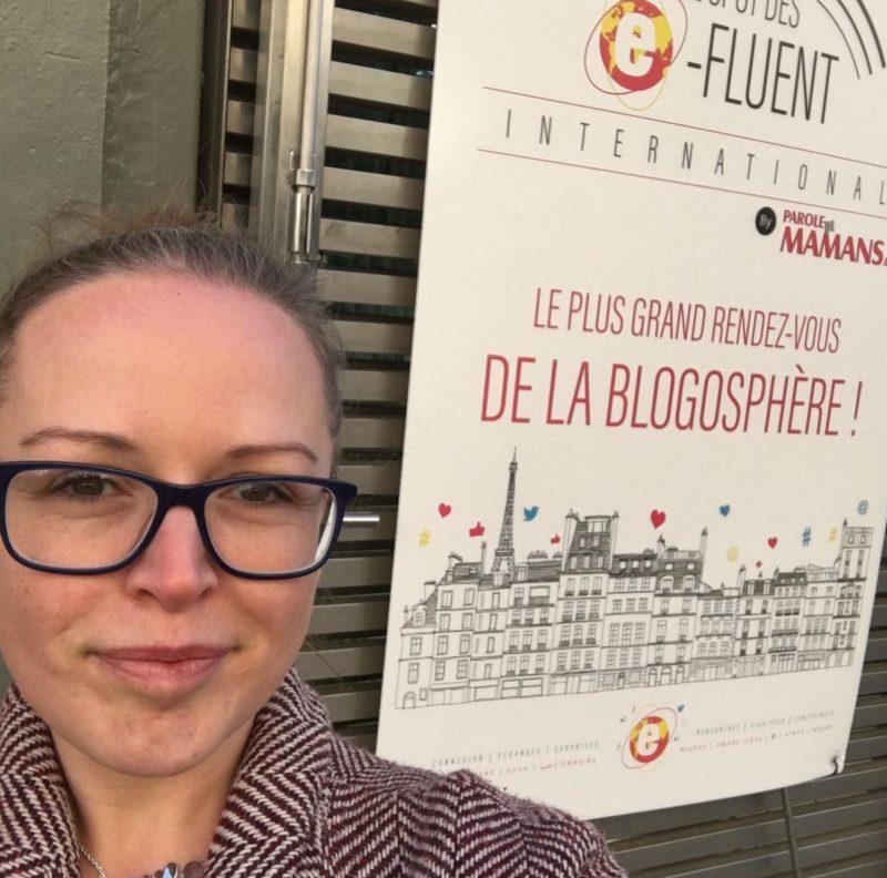 E-Fluent blogging conference