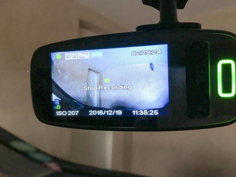 Philips dash cam video recorder