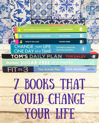 7 books that could change your life