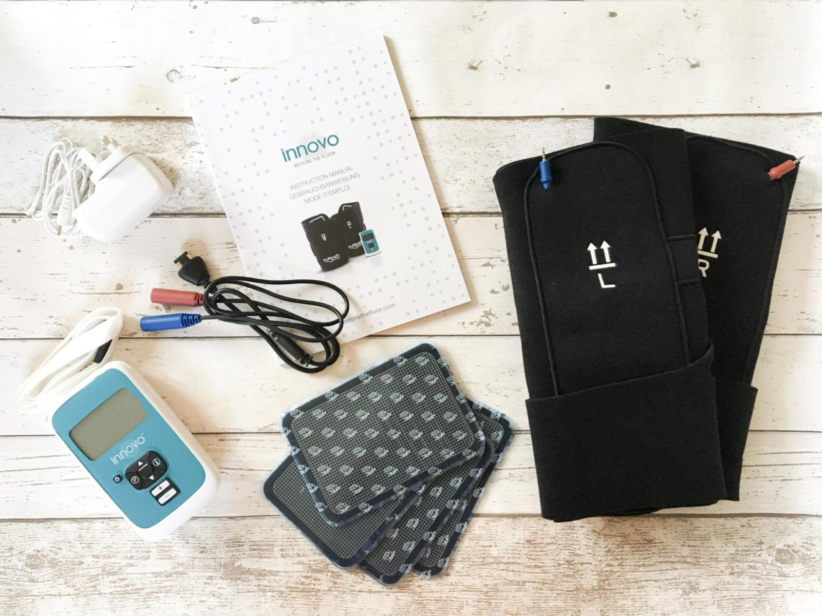 Introducing Innovo – the non-invasive way to strengthen your pelvic floor