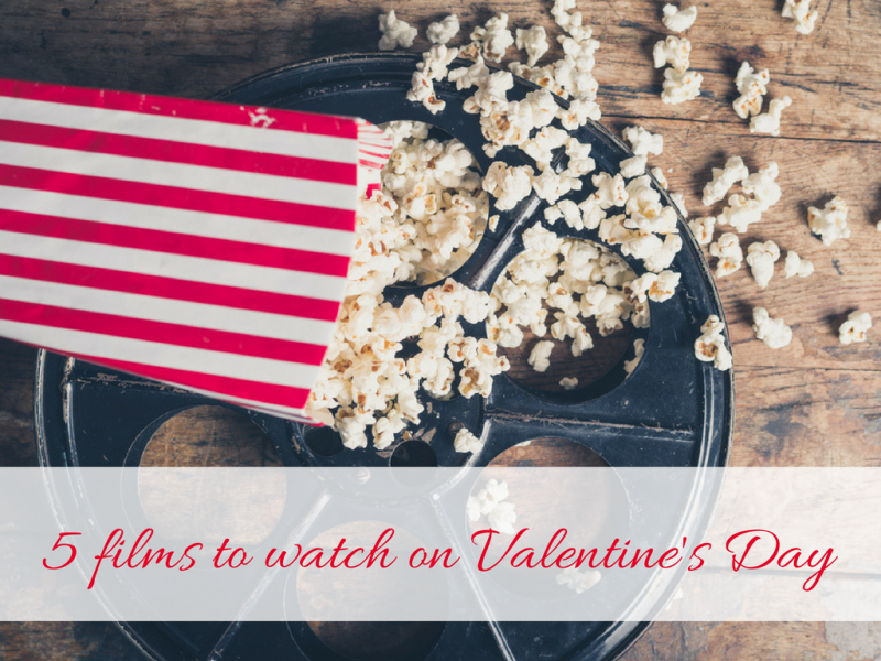 films to watch on Valentine's Day