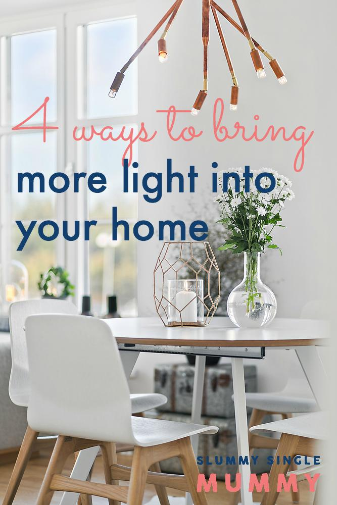 make home lighter
