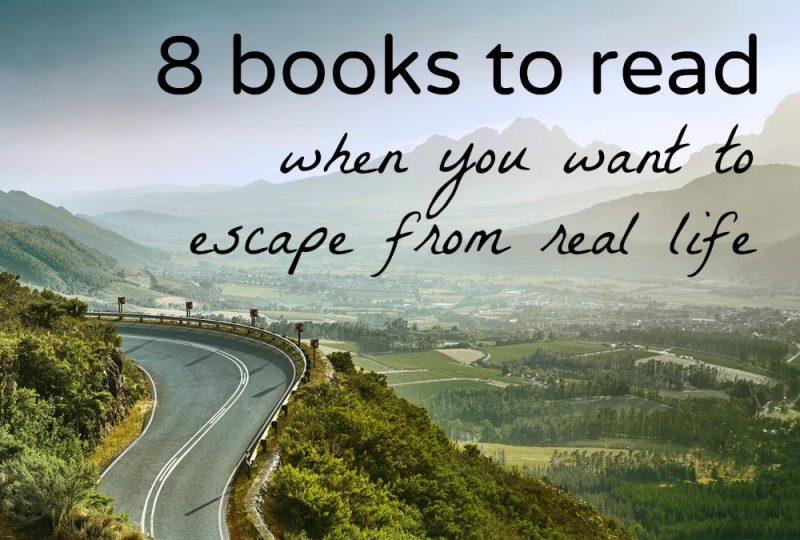 escapist books