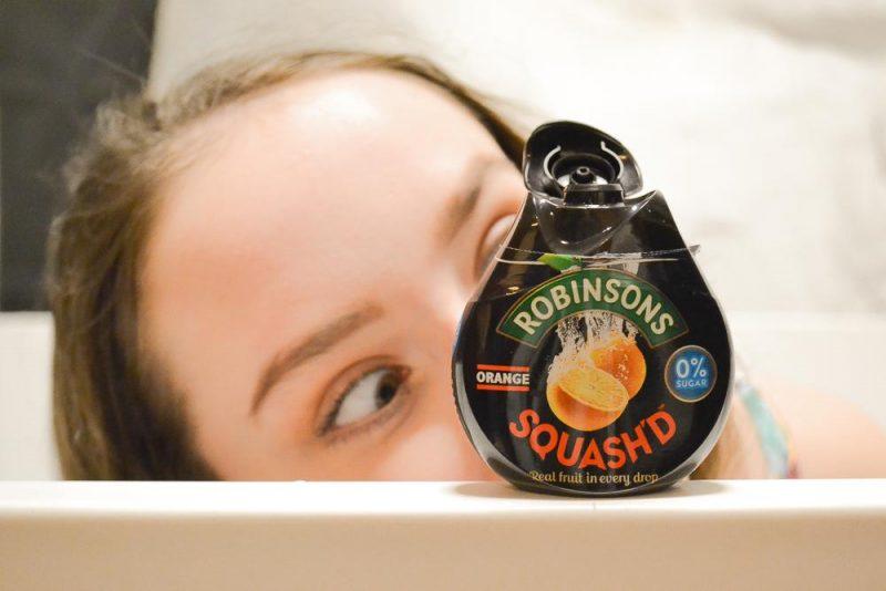 Robinson's Squash'd