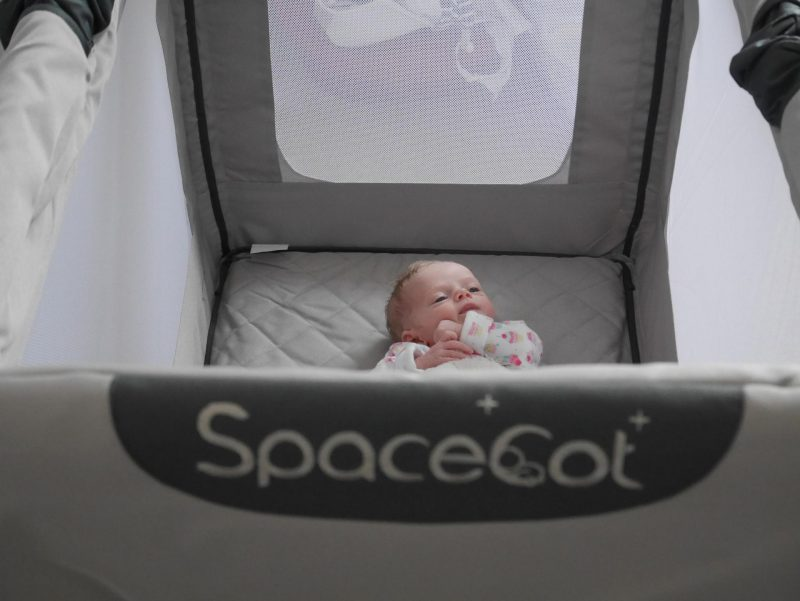 Hippychick SpaceCot