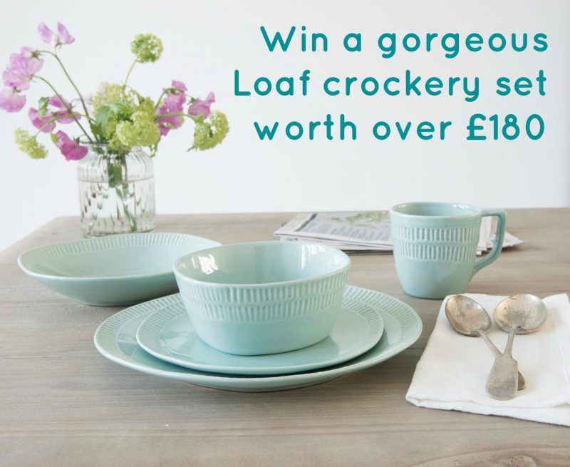 Loaf crockery competition