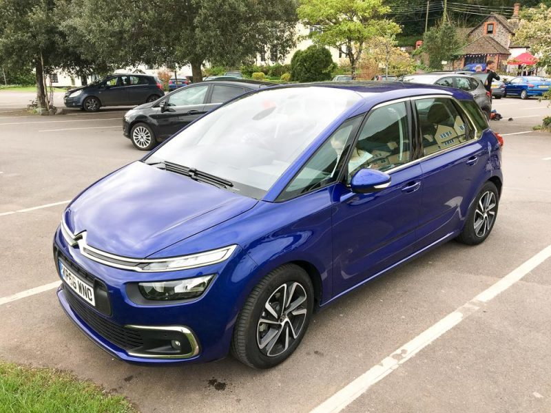 Review Citroen C4 Picasso