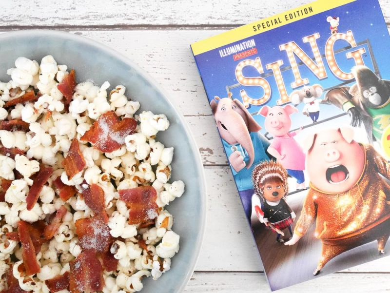 review Sing movie