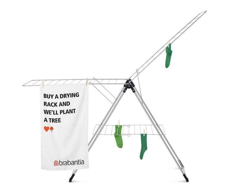 Brabantia drying rack