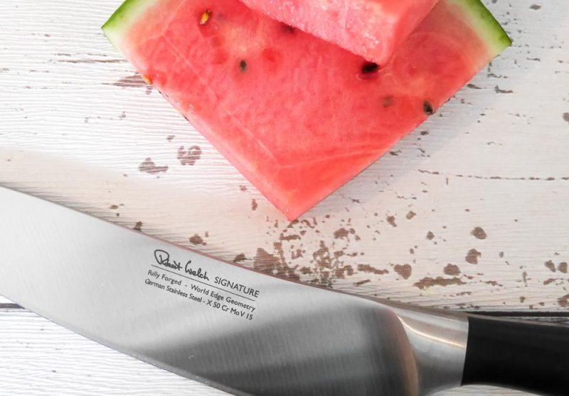 Robert Welch knife set review