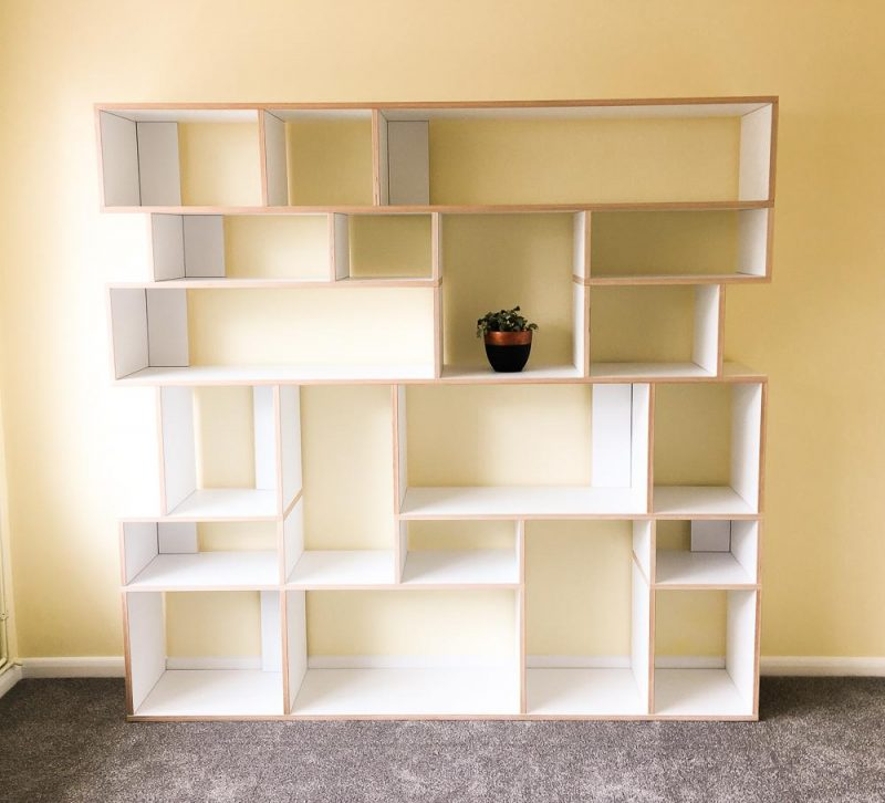 Tylko review flexible shelving