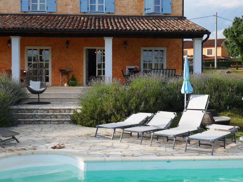 Croatian villa holiday James Villas