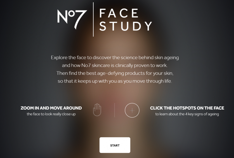No7 Face Study anti-ageing serums