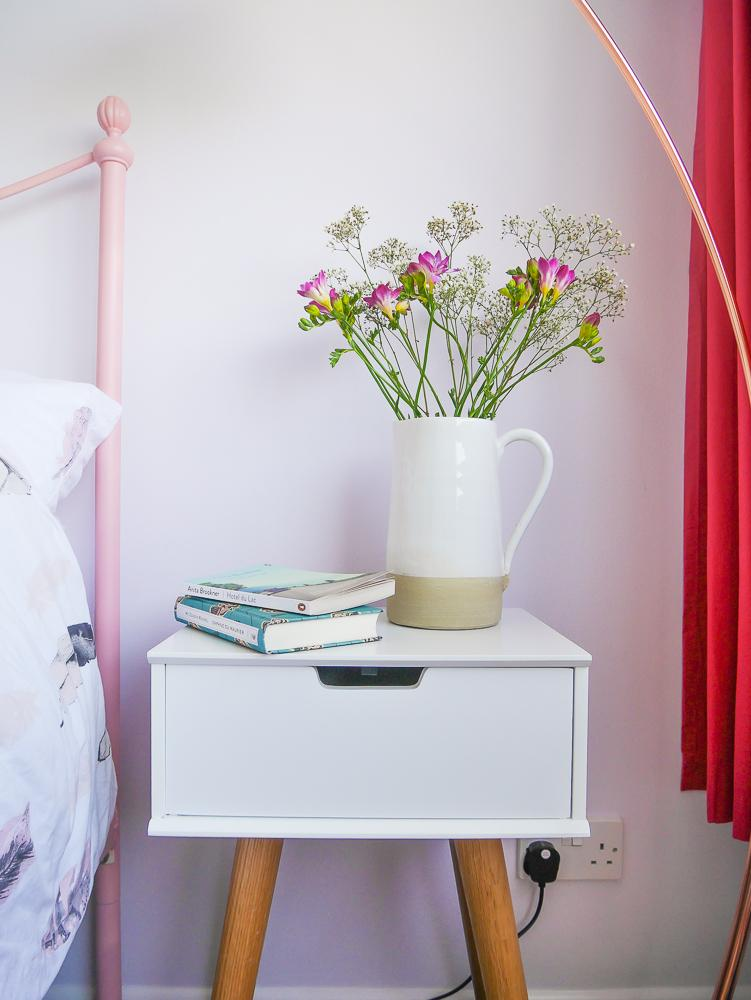 Wayfair bedroom makeover