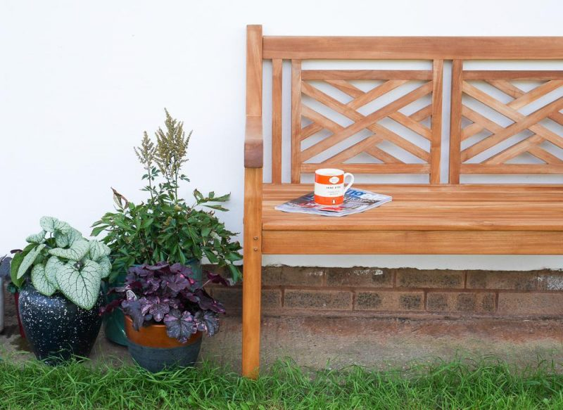small garden bench gardenbenches.com review