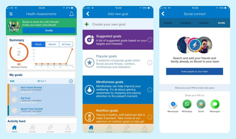 Bupa Boost app review