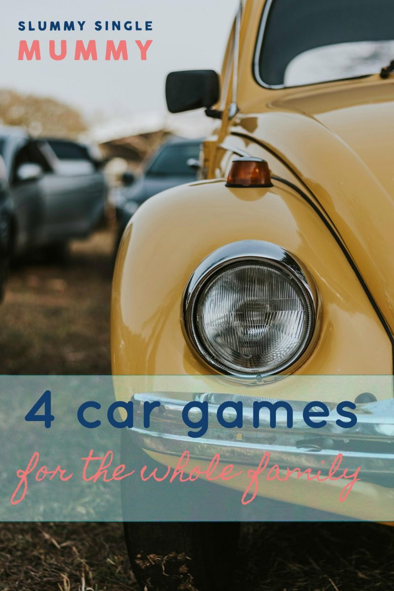 family car game ideas