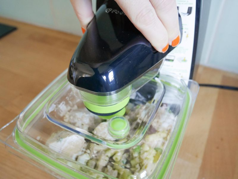 FoodSaver machine review