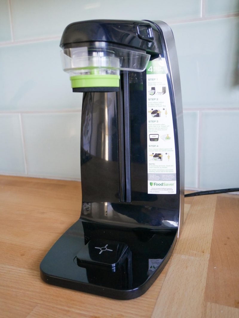 Food Saver machine review