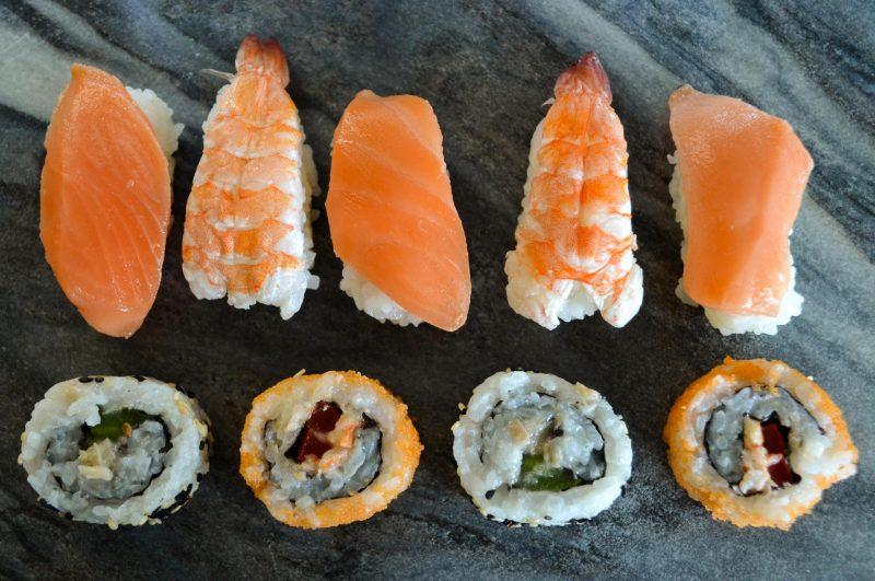 Iceland sushi