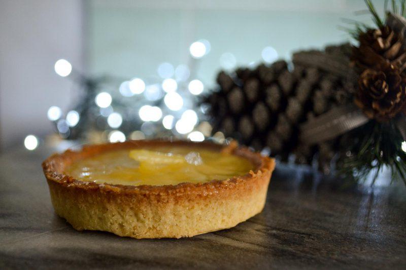 Iceland lemon tarts