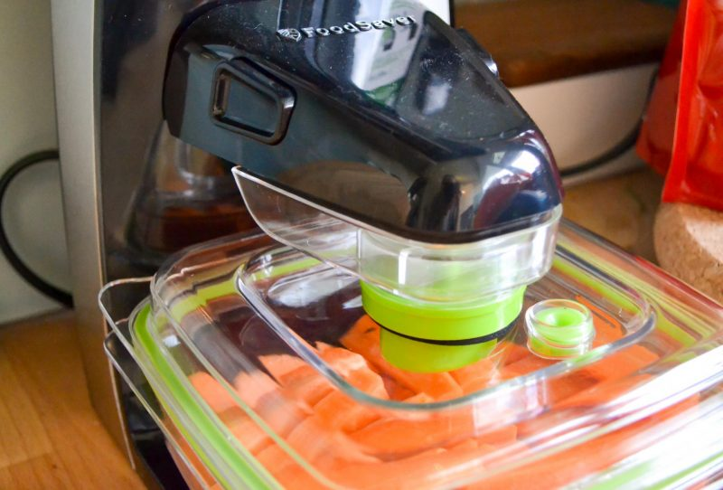 FoodSaver Fresh food preservation