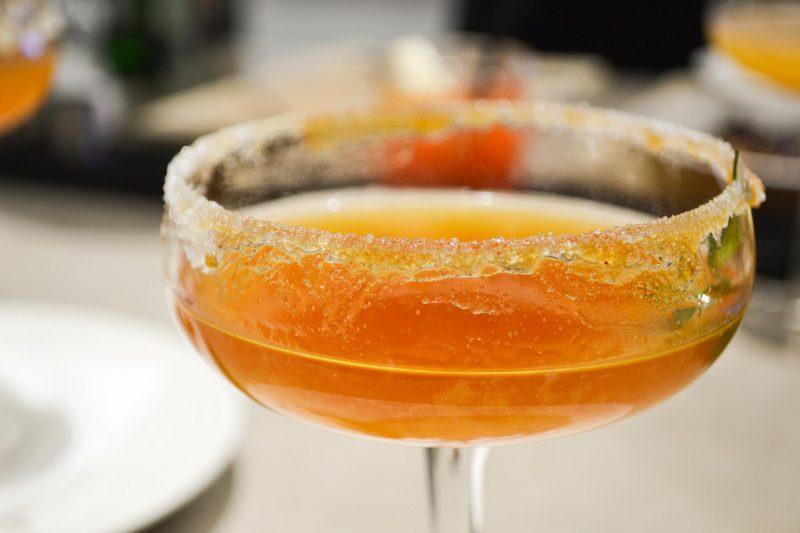 mince pie martini