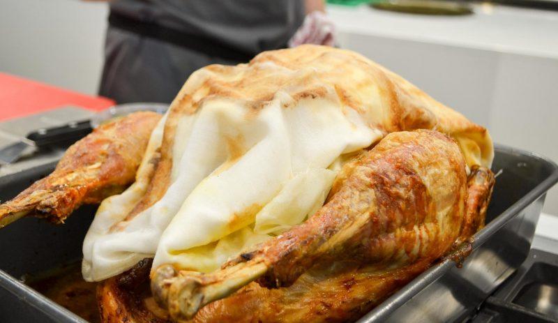 Iceland gilded turkey