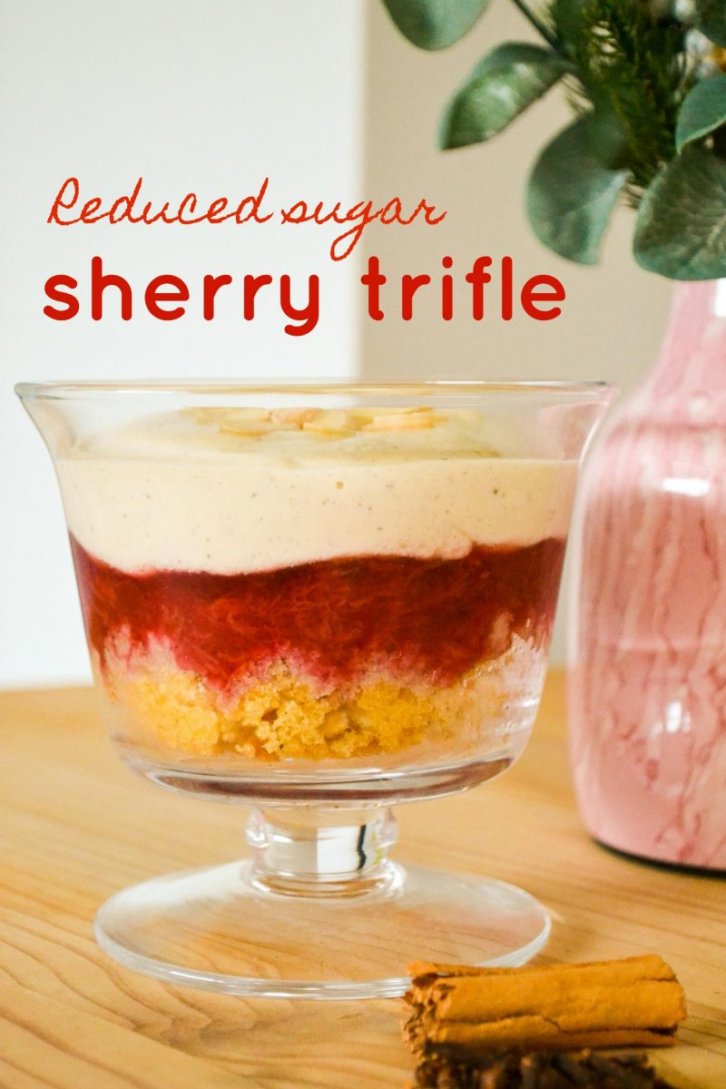 sherry trifle recipe