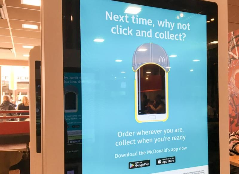 Digital transformation at McDonald's - Slummy single mummy