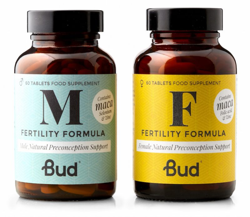 Bud natural fertility supplement