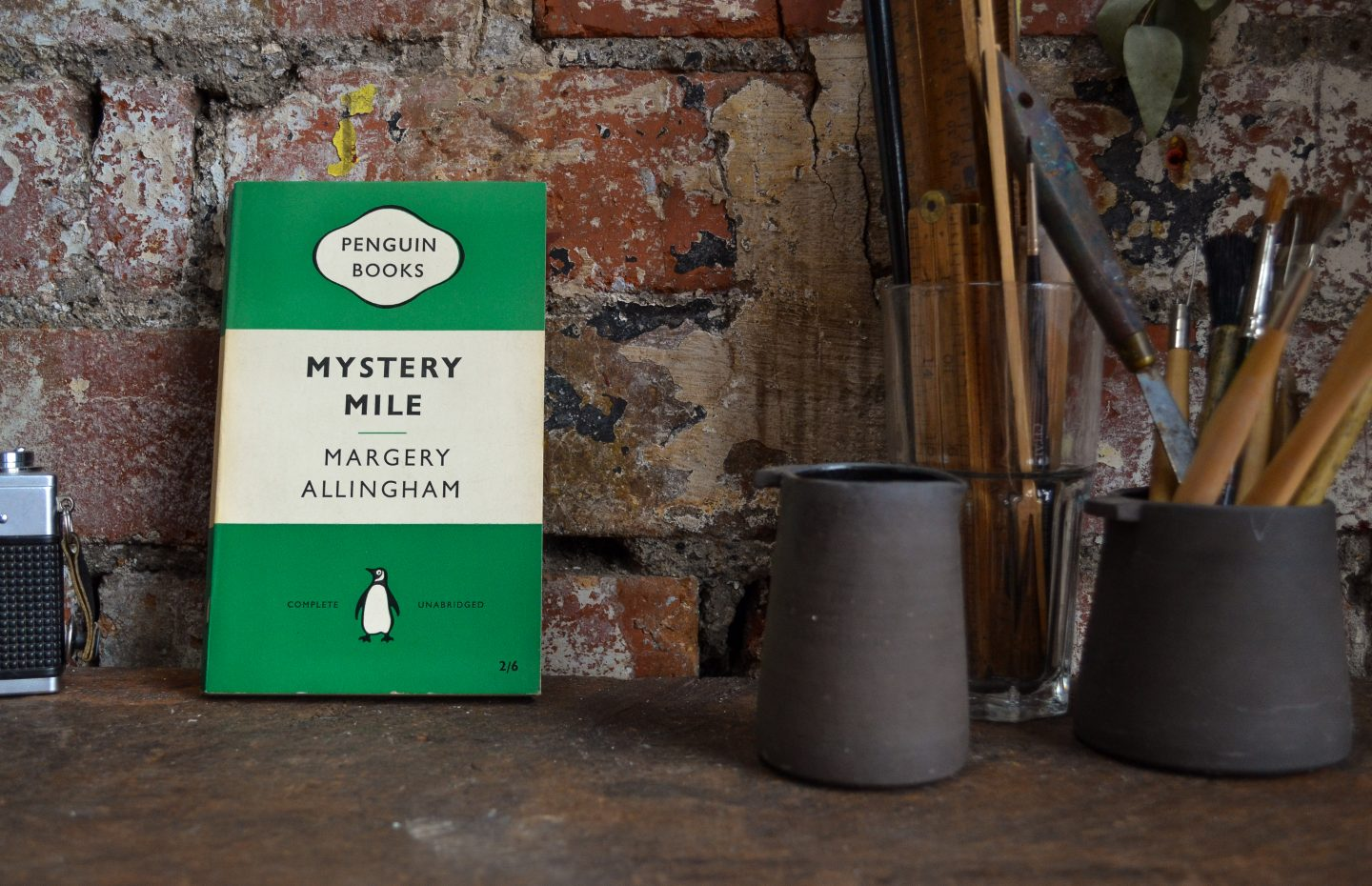 Mystery Mile by Margery Alingham
