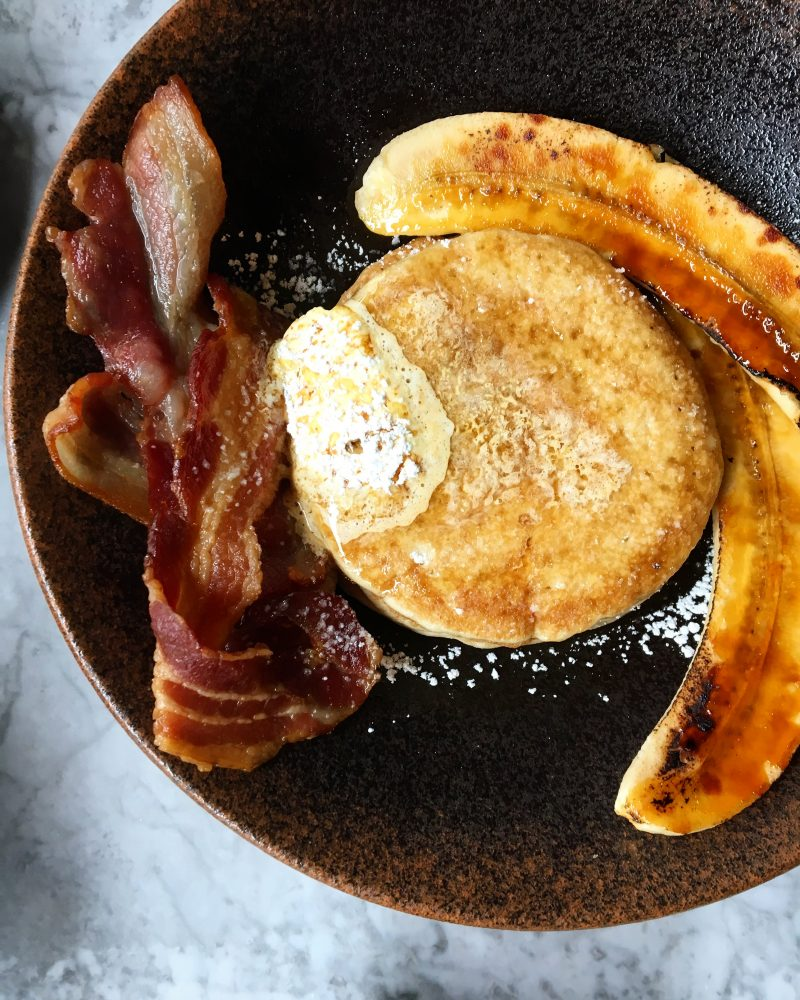 Breakfast at The Lampery