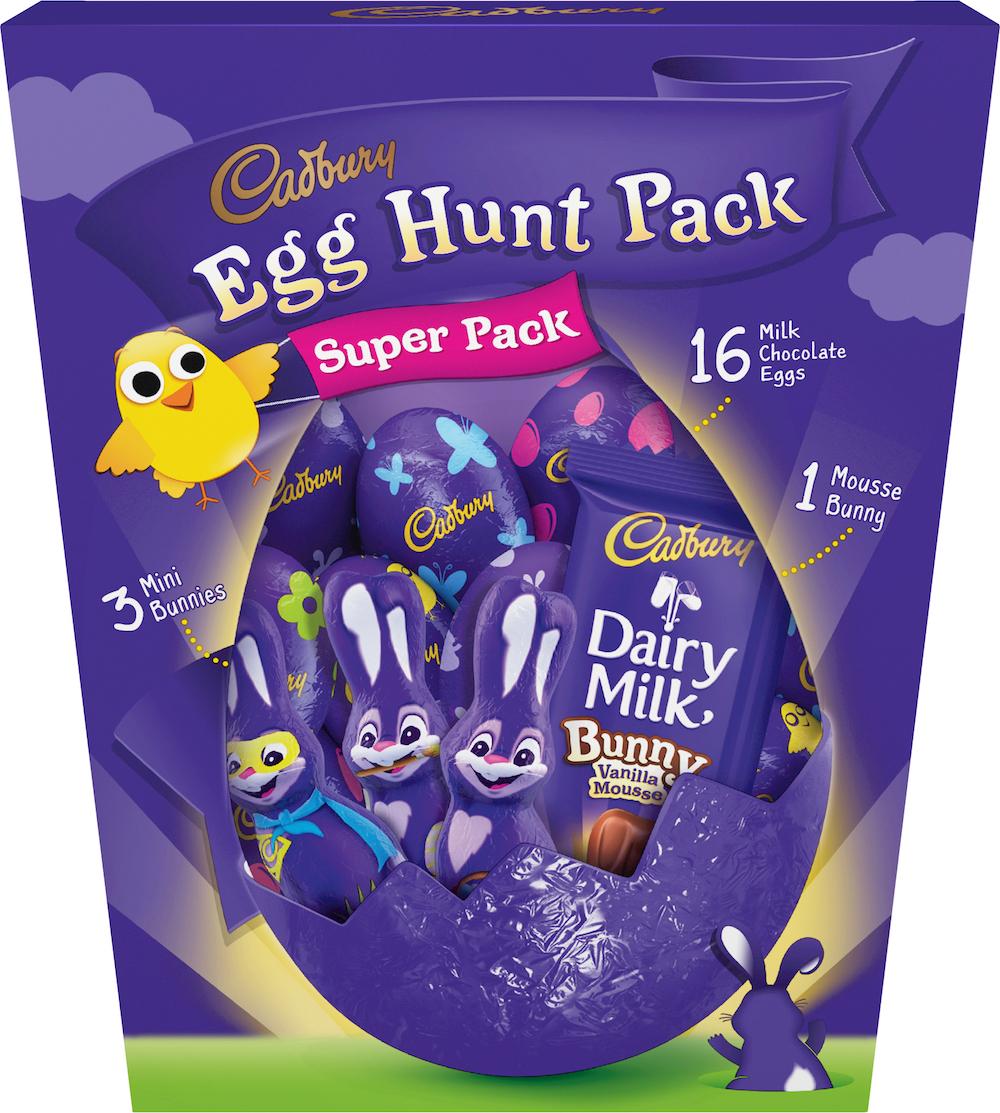 Cadbury Easter Egg Hunt Pack