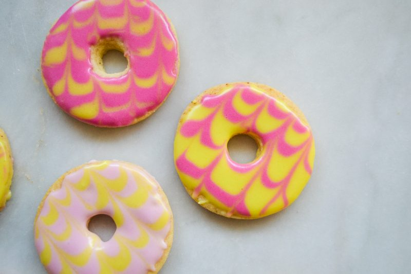 home party rings recipe