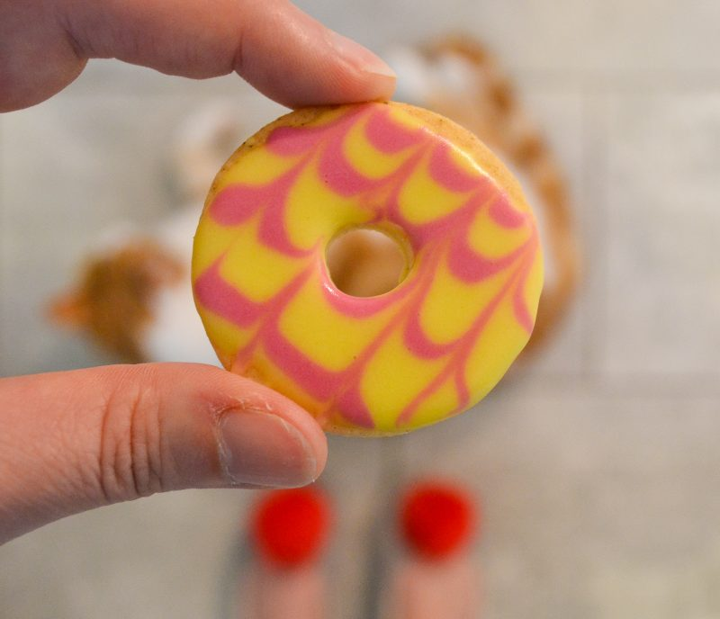 homemade party rings