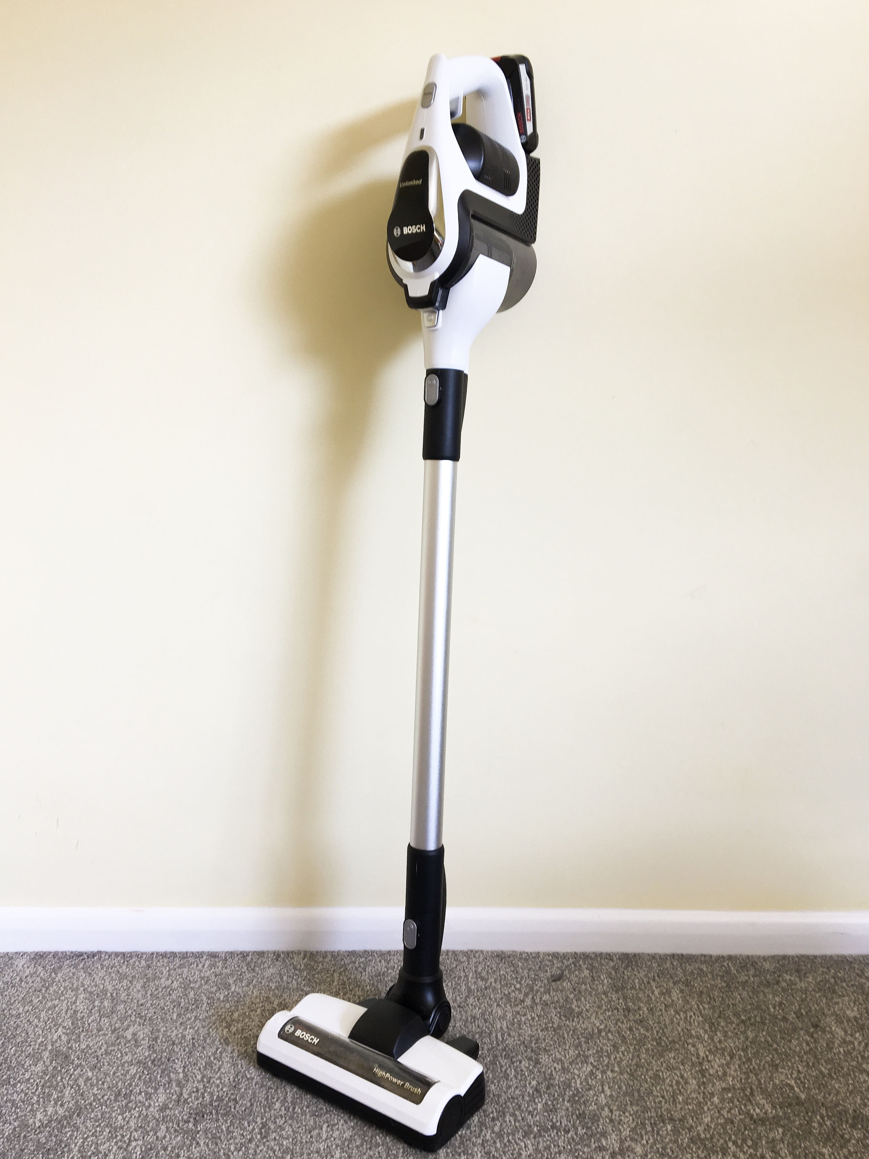 Bosch cordless vacuum cleaner review
