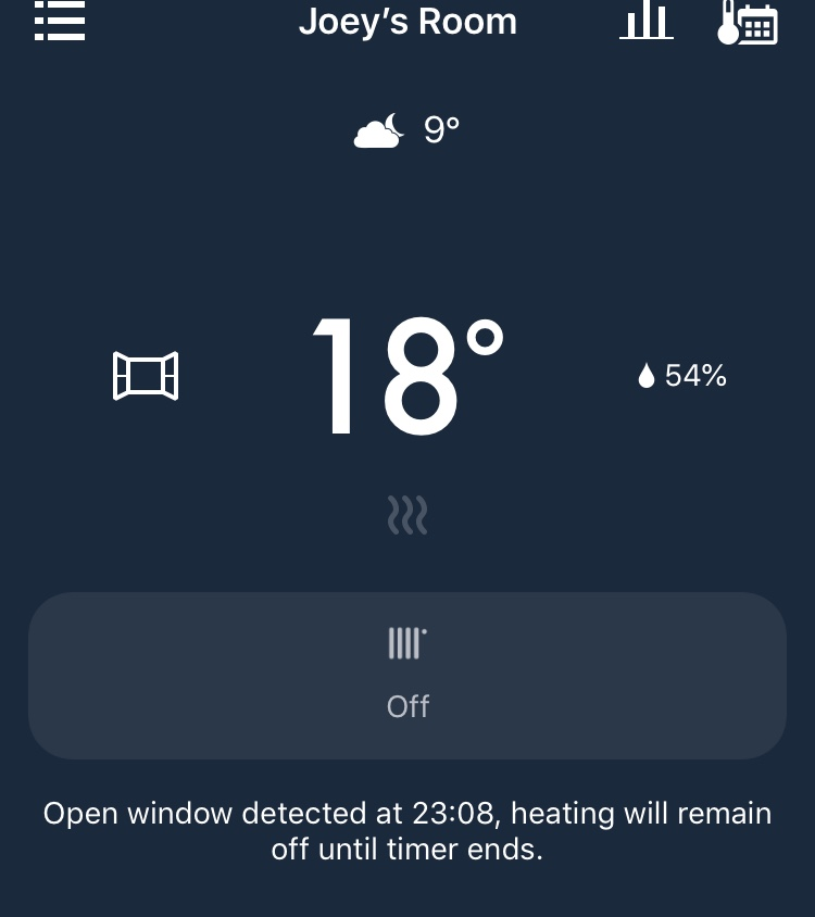 tado heating